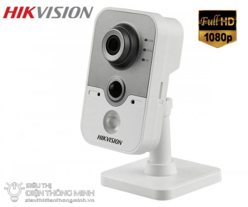 Camera IP Hikvision Cube-2420F-IW (2.0MP, wifi, góc rộng)