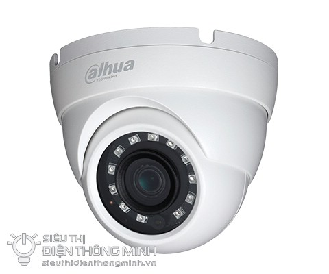 Camera Dahua HAC-HDW2401MP (4.0 Megafixel; WDR)