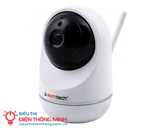 Camera IP Samtech SYC-229E (2.0MP, wifi, quay quét)